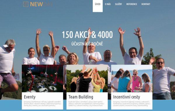 NEWDAY teambuildingová agentura