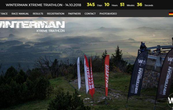 Winterman xtreme triathlon
