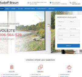 Rudolf Braun – okna a dveře