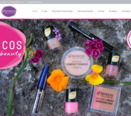 BIO kosmetika Benecos